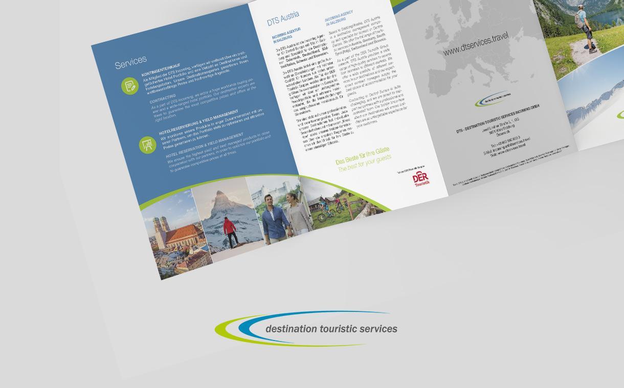 DTS - Destination Touristic Services