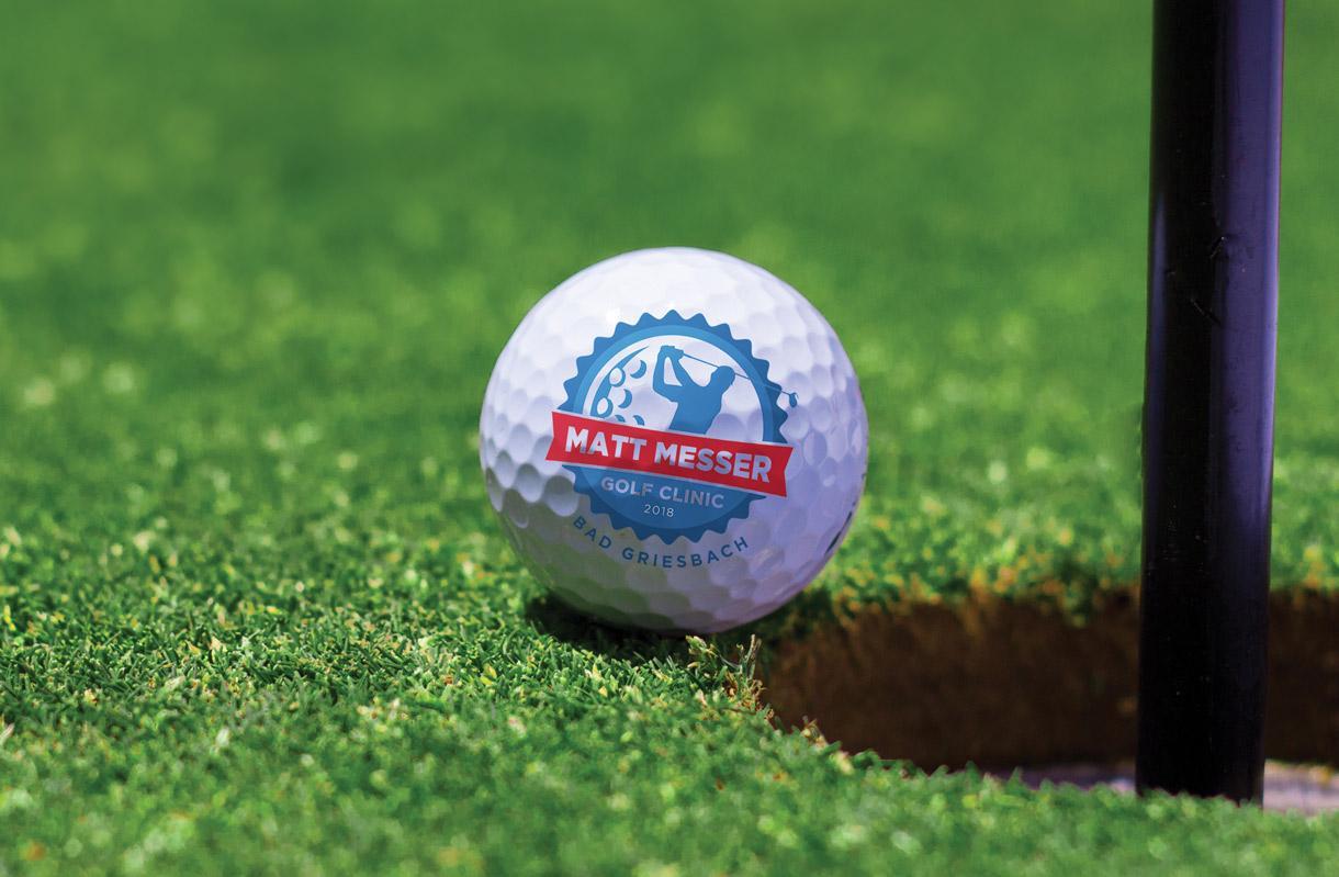 Matt Messer Golf Clinic